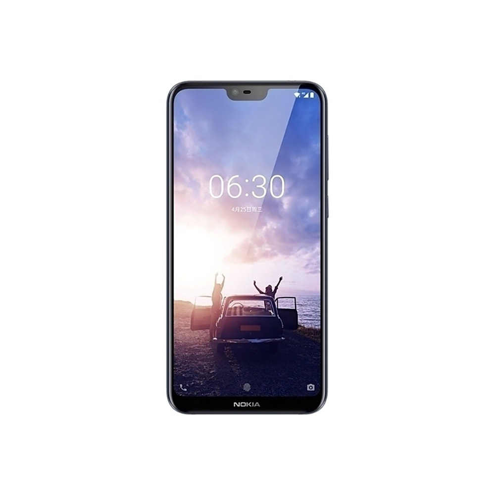 """Brand new Nokia 6.1 Plus Mobile Phone 4G LTE  4GB RAM 64GB ROM 5.8"""" Snapdragon 636 Octa Core Fingerprint Android Phone-in Cellphones from Cellphones & Telecommunications    3"""