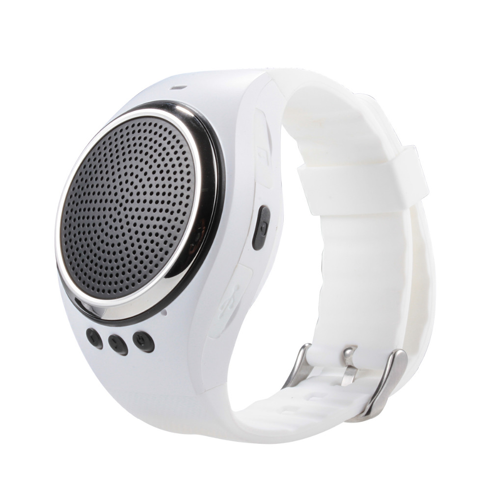 SURMOS Bluetooth Smart Watch RS09 Smart Bracelet With Music Speaker Mobile U Disk SmartWatch For IOS