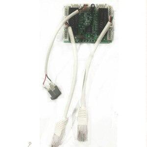 Image 5 - Мини модуль, дизайн, ethernet коммутатор, монтажная плата для модуля ethernet, 10/100 Мбит/с, 3/4/5/8 портов, плата PCBA, OEM материнская плата