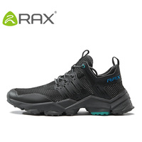 Rax Trail Running Shoes Men Sports Shoes Men Breathable Summer Running Sneakers Man Lightweight Outdoor Women Zapatos De Hombre