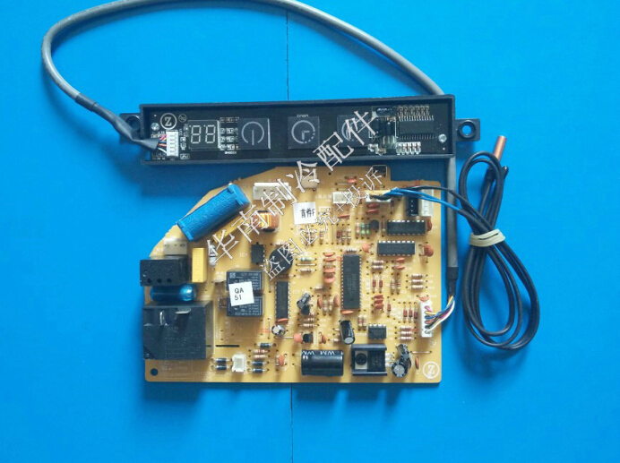 good working for air conditioning computer board ZGHE-84-3E2M GM459CZ003-B PC control board used pc board air conditioning accessories board 0010400526 used disassemble