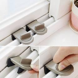 Двигаться окна замка для безопасности детей раздвижные оконный замок детский шкаф замки раздвижные двери пробка безопасности раздвижные