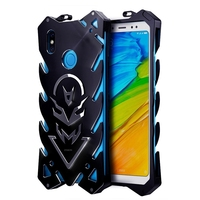 Xiaomi Redmi Note 5 Case Aluminum Metal Bumper Shockproof Phone Case for Funda Xiomi Redmi Note5 Pro Armor Protection Case Cover
