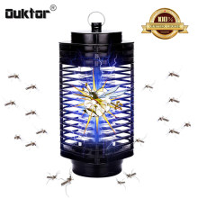 Electric Mosquito Killer LED Lamps Fly Mosquito Trap Light Anti Mosquito Repellent Killer Pest Control Insect Repeller EU Plug(China)