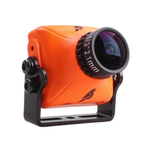 RunCam Sparrow 700TVL FPV Mini RC Camera 1/3 CMOS 2.1mm 16:9 NTSC / PAL Switchable on OSD for QAV-R Drone Quadcopter high quality eachine 1000tvl 1 3 ccd 110 degree 2 8mm lens mini fpv camera ntsc pal switchable for fpv camera drone