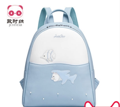 Princess sweet  lolita JUSTSTAR bag Winter cloth embroidery backpack fashion and all-match fun adorable Korean Students 171449 rdgguh backpack bag new of female backpack autumn and winter new students fashion casual korean backpack