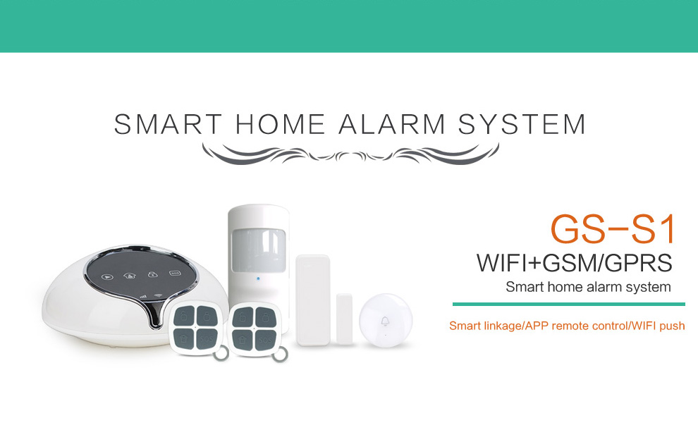 HTB1bF9psOMnBKNjSZFzq6A qVXau - Free shipping from Russian Spain 3g gsm wifi alarm Android IOS mobile phone control smart home burglar alarm system