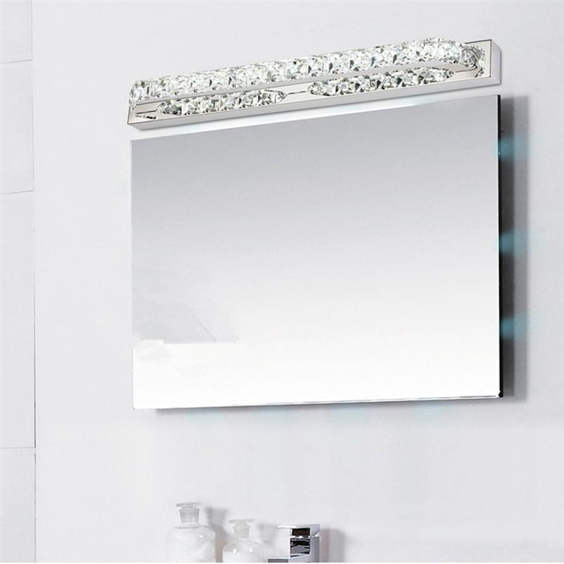 K9 Crystal Bathroom Light Fixtures Led 10W Bath Vanity Wall Sconces Light   In LED Indoor Wall Lamps From Lights U0026 Lighting On Aliexpress.com |  Alibaba Group