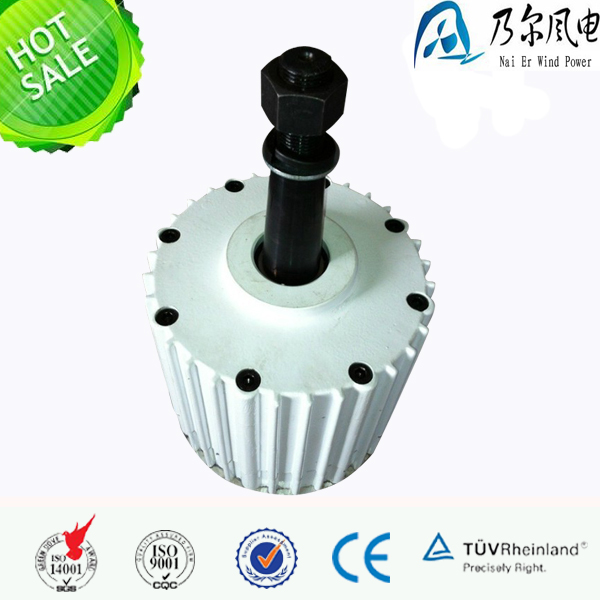 hot sale! good price 1kw permanent magnet generator hot sale cayler