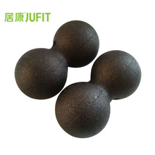 JUFIT  Myofascial  Release Fitness Peanut Massage Ball Fitness Yoga Exercise Fascia Massager Roller Pilates For Personal Health peanut massage ball massage foam roller for yoga fitness