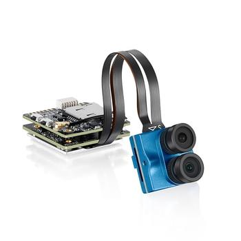 Caddx. Us Tarsier V2 4K 30fps 1200TVL Dual Lens Super WDR WiFi Mini FPV Macchina Fotografica HD Di Registrazione DVR Dual Audio OSD Per La Corsa Drone