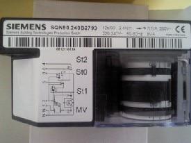 RIELLO burner special servo motor SQN90.240B2793 LKS210-21 dcs810 leadshine digital dc brush servo drive servo amplifier servo motor controller up to 80vdc 20a new original