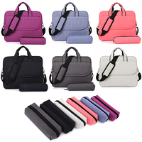 Newest Laptop Shoulder Bag 13 14 15inch Notebook Sleeve Carry Case for MacBook Pro Air ASUS Acer Lenovo IPhone ipad computer bag