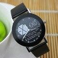 Yazole Hot New EXO Korean staly simple fashion watch man women student lovers watches quartz wristwatch montres femmes