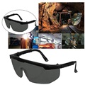 PC Safety Glasses Windproof Protection Working Eyeswear lenses Workers glasses Safety Goggles
