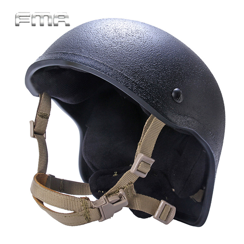 Nape Helmet Retention System