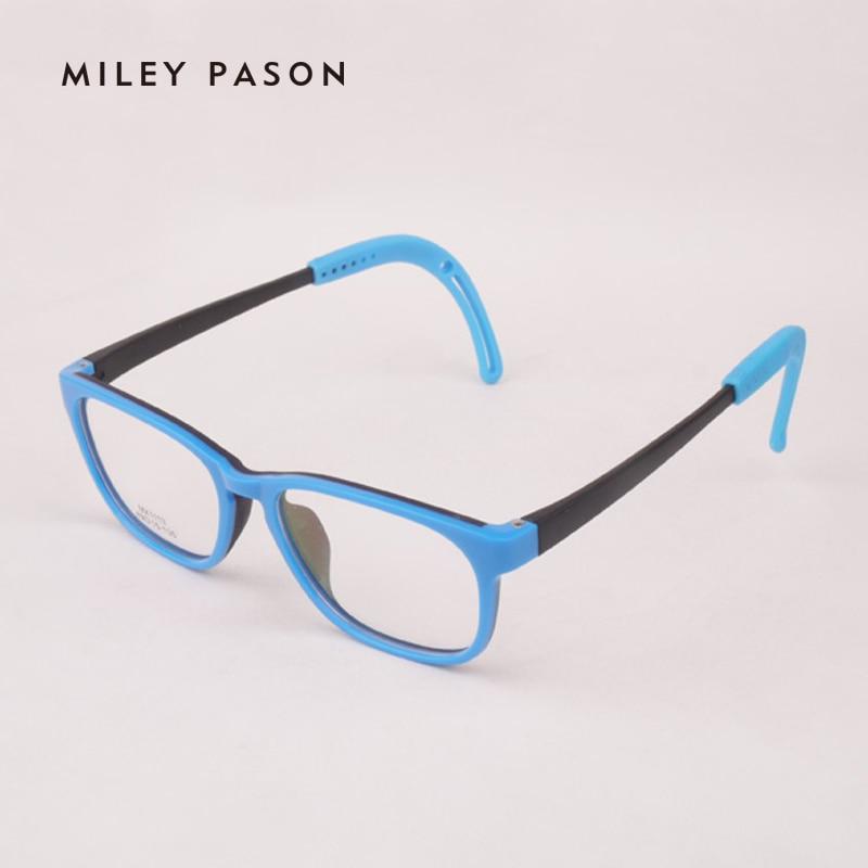 dc7dcad640a Kids Plastic TR90 eyewear ultra lightweight Eyeglasses Soft silica gel  Children Cartoon Optical Glasses Frame Prescription 1113-in Eyewear Frames  from ...