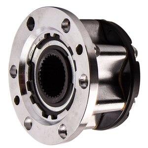 Image 5 - משלוח גלגל נעילה רכזת רכזות עבור טויוטה 4x4 LandCruiser HZJ80 FZJ 70/75 זוג 43530 69045 עבור 40 55 60 70 72 73 75 80 סדרה