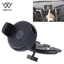XMXCZKJ Car Holder Qi Wireless charger Phone Charging Stand CD Slot Mount Holder for Samsung Galaxy S8 /Galaxy S8 Plus /S7 Edge