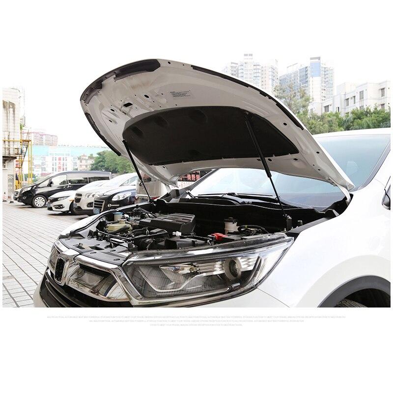 LSRTW2017 car engine cover Hydraulic bar for honda crv honda cr-v 2017 2018 5th generation lsrtw2017 car styling car doorsill for honda crv 2017 2018 5th generation
