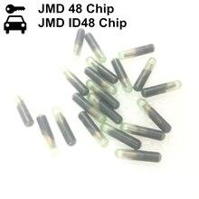10 cái/lốc Thợ Khóa Chất Lượng Cao Cbay Tiện Dụng Bé Lập Trình Viên Chủ Chốt JMD ID48 Sao Chép Transponder JMD 48 Chip Tiện Dụng cho Bé