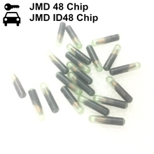 10pcs/lot High Quality Locksmith Cbay Handy Baby Key Programmer JMD ID48 Copy Transponder JMD 48 Chip for Handy Baby