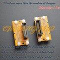 IC ТЕСТ SSOP8-SSOP86 тест разъем Шаг = 0.5 мм SSOP IC ТЕСТ ГНЕЗДО Ширина можно отрегулировать свободно, без ограничений