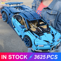 Decool Blocks Bugatti Chirons Compatible 20086 IegoSet Technic Voiture 42083 Building Bricks Educational Toy Gift For Chlidren