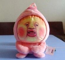 Japanese anime kawii kobito dukan backpack fairy peach plush bag best girlfriend gift