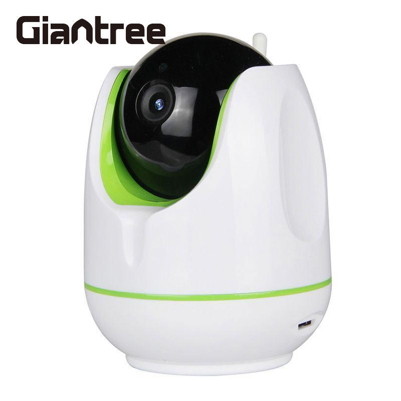 Giantree Wireless CCTV WiFi HD 720P Onvif Home Security Network Megapixel Surveillance IP Camera Night Vision Baby Monitor