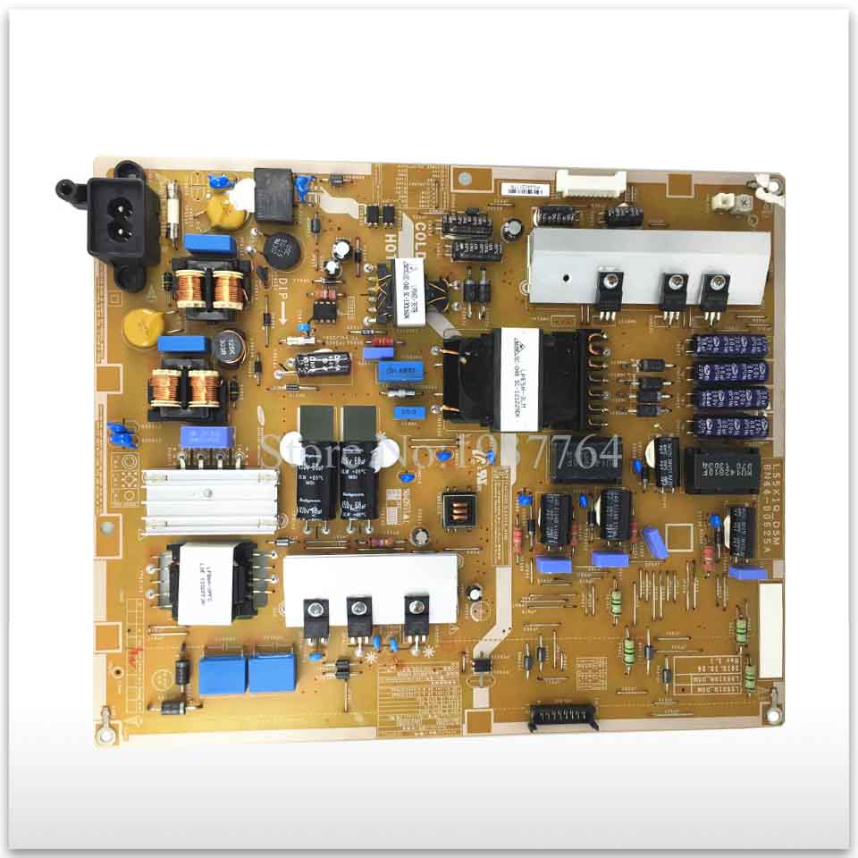 Original UA55F6400AJ L55X1QV_DSM power supply board BN44-00625C BN44-00625A BN44-00625B original bn44 00341a power supply backlight inverter for ln46c530f1fxza aa01 ln46c550j1fxza