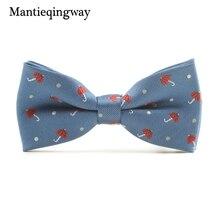 Mantieqingway/Повседневные детские аксессуары галстук-бабочка с рисунком из мультфильма, галстук-бабочка из полиэстера, галстук-бабочка для мальчиков, одежда для шеи с бантом, рождественские галстуки-бабочки