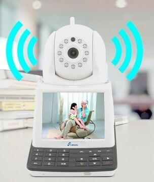 Caméra CCTV caméra WIFI P2P caméra IP sans fil caméra vidéo gratuite moniteur IP caméra