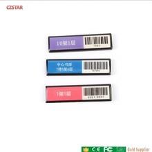 Epc gen2 rfid anti de metal etiquetas de prateleira da biblioteca livro biblioteca de tags rfid uhf para o armazém de gestão de inventário de armazém