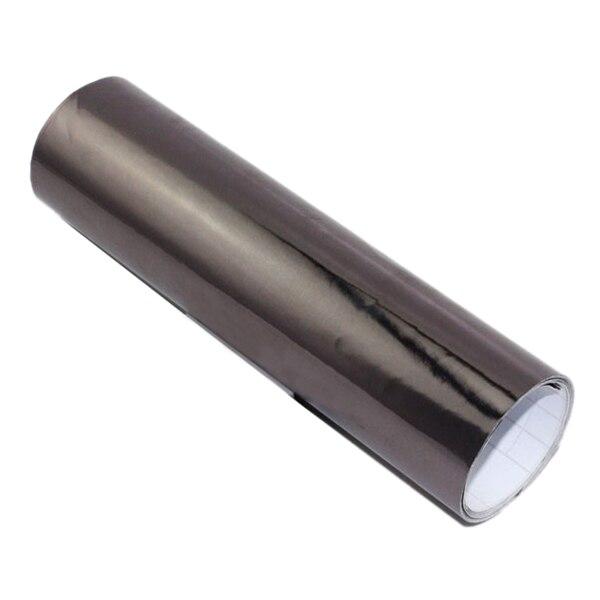 Мода покрытие Автомобильные наклейки 152x50 см Обёрточная бумага roll Стикеры винил Плёнка (Вольфрам сталь)