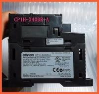 X40DR New Original CP1H X40DR A CP1H PLC Controller CPU for Omron Sysmac 40 I/O Relay 24V Encoder Pulse Counter