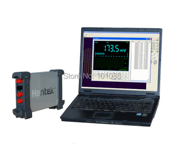 Pc Data Acquisition : New hantek d pc based usb data logger record voltage