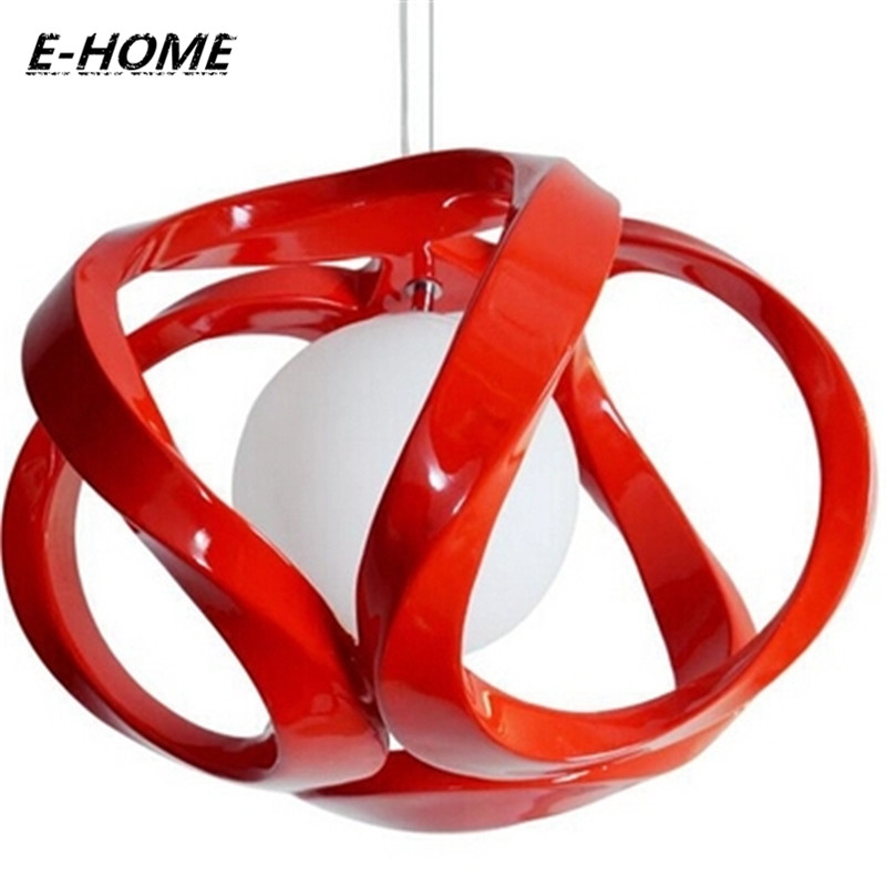 Simple and creative postmodern fashion resin pendant light personalized bedroom living room dining hall corridor lamp ornaments a1 master bedroom living room lamp crystal pendant lights dining room lamp european style dual use fashion pendant lamps