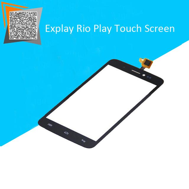 """Comercio al por mayor 5 """"Explay Río Play Sensores Capacitiva Táctil Digitalizador Pantalla Capacitiva Con el Seguimiento No."""