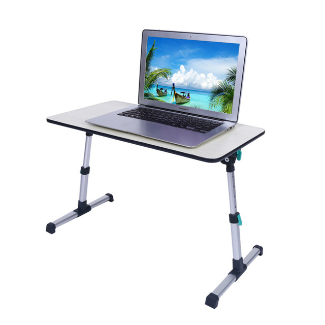 Foldable Standing Desk Laptop Computer Table Portable Sofa Bed ...