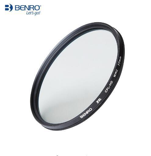 Benro37/40,5/43/ 55/49mm52mm58mm62mm67mm72mm77mm82mm фильтр PD CPL круговой поляризатор фильтры