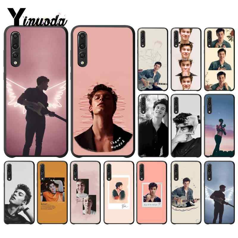 Yinuoda Shawn Mendes 98 Singer fashion popular Cute Phone Case for HuaweiP9 P10 Plus Mate9 10 Mate10 Lite P20 Pro Honor10 View10