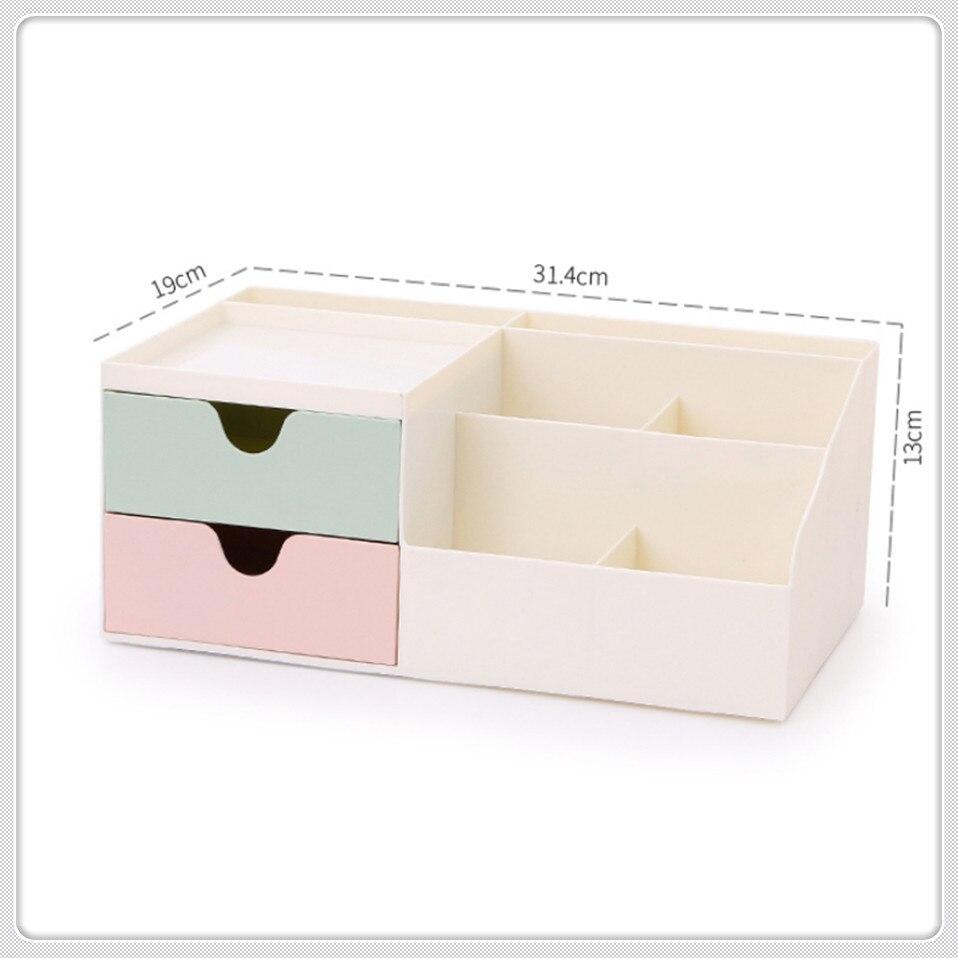 1 Makeup Organizer box
