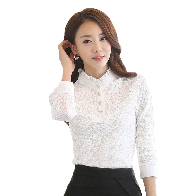 Thick lace warm Long Sleeve Womens Tee Shirts Autumn winter Womens T shirts Casual Ladies white Long Sleeve T shirt YM1184