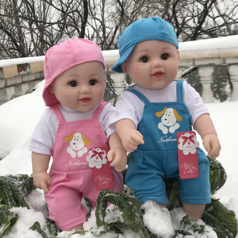 Lol Dolls Toys Bjd Baby Reborn Silicone Fake Doll Simulation Model Can Talk Bathing Toys For Girls Large NewbornLol Dolls Toys Bjd Baby Reborn Silicone Fake Doll Simulation Model Can Talk Bathing Toys For Girls Large Newborn