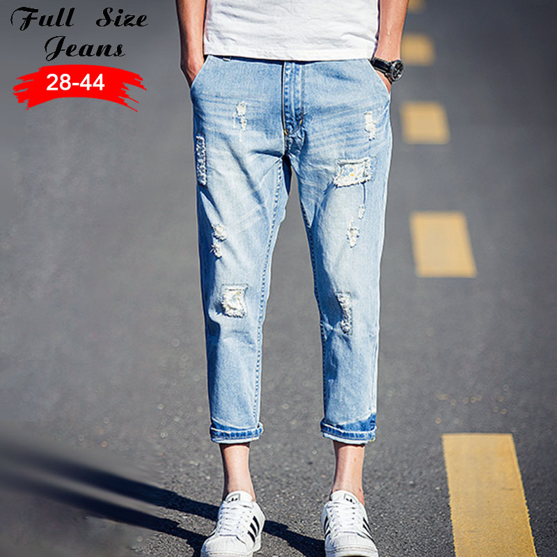Online Get Cheap Mens Capri Jeans Pants -Aliexpress.com | Alibaba ...
