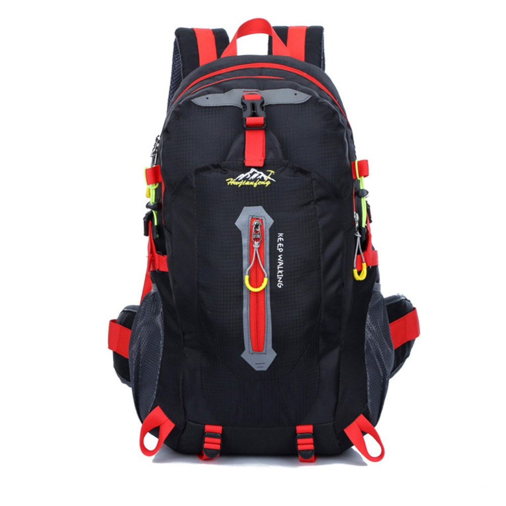Outdoor Backpack Camping Bag For Men Waterproof Mountaineering Hiking Molle Sport Bags Climbing Rucksack Bolsas Mochila Feminina