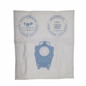 Image 3 - 10pcs/lot good quality Vacuum Cleaner Microfleece Type P Filter Dust Bag for Bosch Hoover Hygienic professional BSG80000 468264