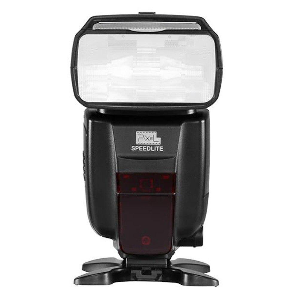 PIXEL E-TTL X800C Мастер/Ведомый Беспроводная Вспышка Speedlite для Canon 5D Mark III 7D Mark II 5D2 6D 70D 60D Камеры