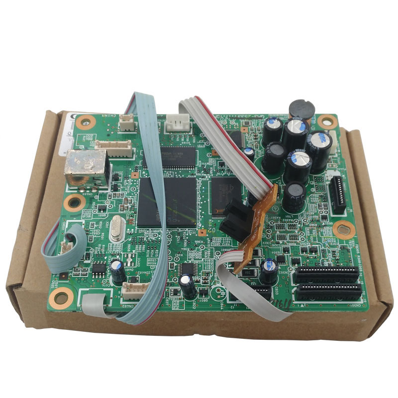 New FORMATTER PCA ASSY Formatter Board logic Main Board MainBoard mother board For Canon MP228 MP-228 MP228 QM3-2514 QM3-2514-00 logic main board for canon mp170 mp 170 formatter board mainboard qm2 3210